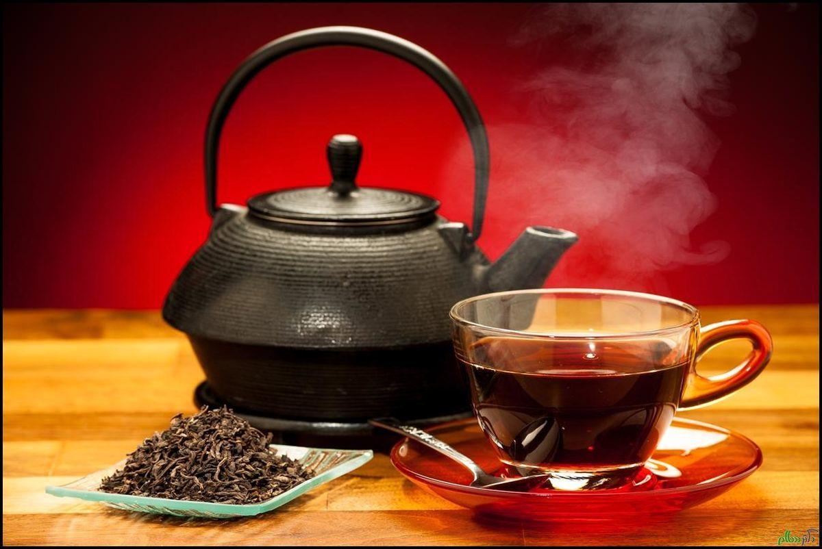 عوارض مرگبار نوشیدن چای