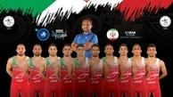 تیم ملی کشتی آزاد ایران سوم جهان شد  روسیه بر سکوی قهرمانی ایستاد