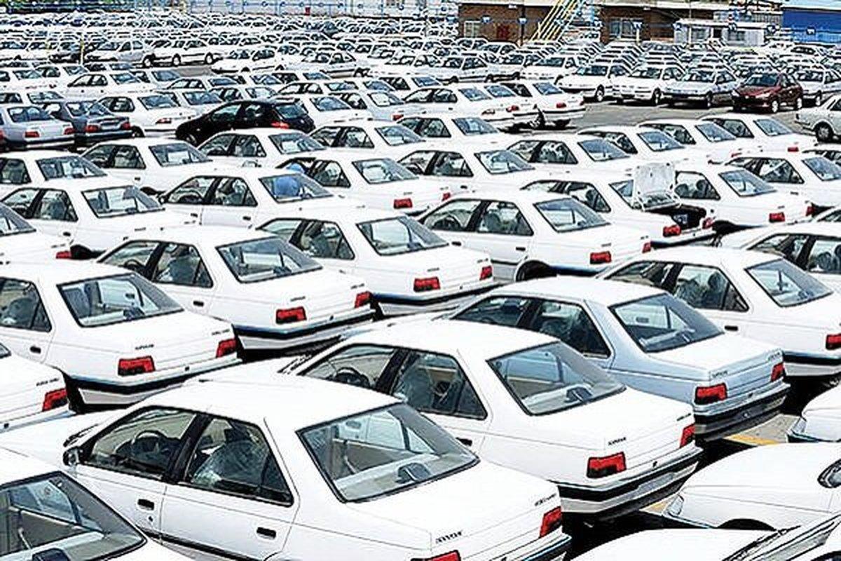 ارزانترین خودروهای داخلی هم خریدارندارند    بازار قفل شد