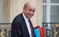 وزیر خارجه فرانسه گفت سناریوی سوریه در لیبی در حال تکراراست