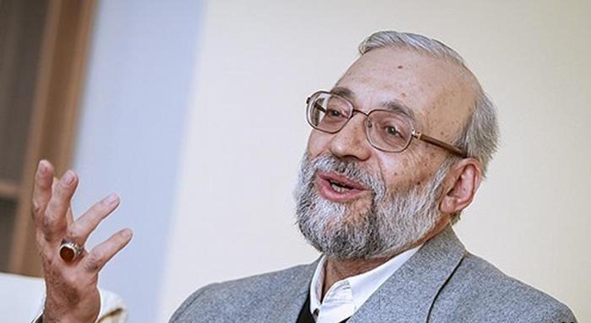 جواد لاریجانی: دندان لق برجام را بکنیم؛ ولی مذاکرات ادامه داشته باشد اشکالی ندارد