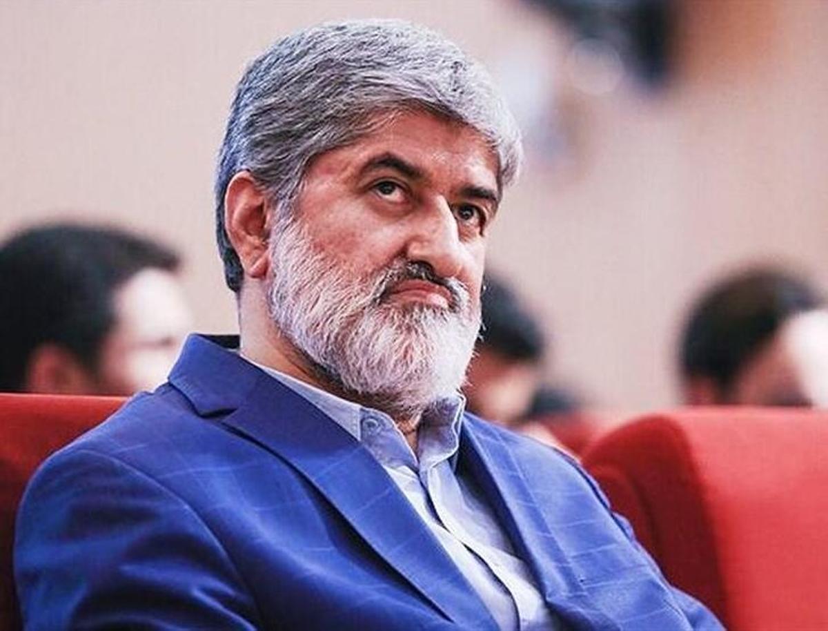 واکنش مطهری به رد صلاحیت علی لاریجانی| مطهری: از رد صلاحیت آقای لاریجانی در حیرتم!