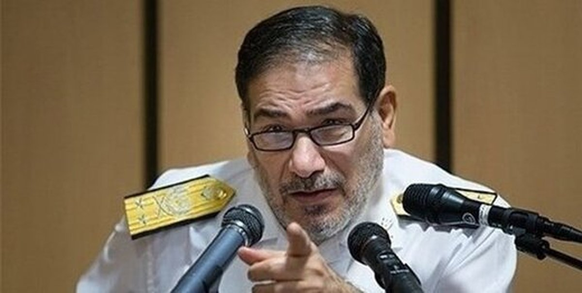 توئیت انتخاباتی علی شمخانی با هشتگ انتخاب اصلح