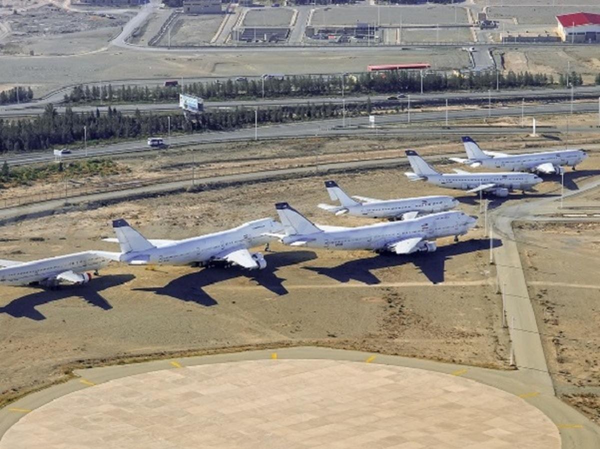 ۸ هواپیمای مسافربری وارد کشور شد    ورود ۱۶ هواپیمای دیگر تا پایان سال