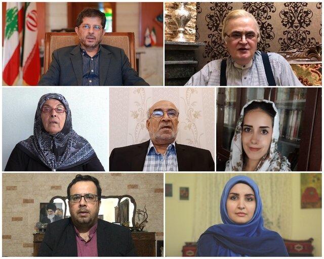 برگزاری مراسم بزرگداشت استاد شهریار در لبنان