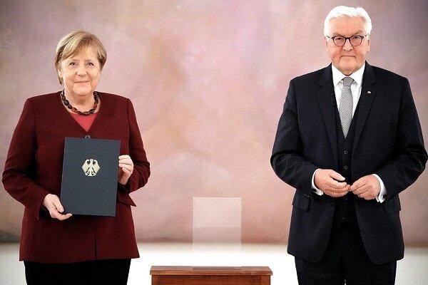 استعفای مرکل پذیرفته شد| صدراعظم پر سابقه آلمان رفت