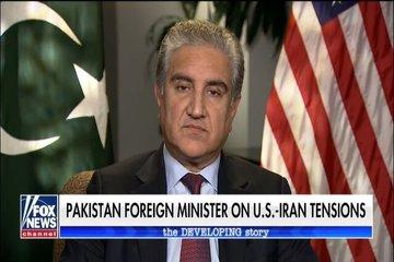 وزیر خارجه پاکستان: ایران فقط در چارچوب برجام حاضر به مذاکره است