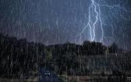 هشدار هواشناسی: باران، تگرگ و سیلاب در 8 استان تا یکشنبه
