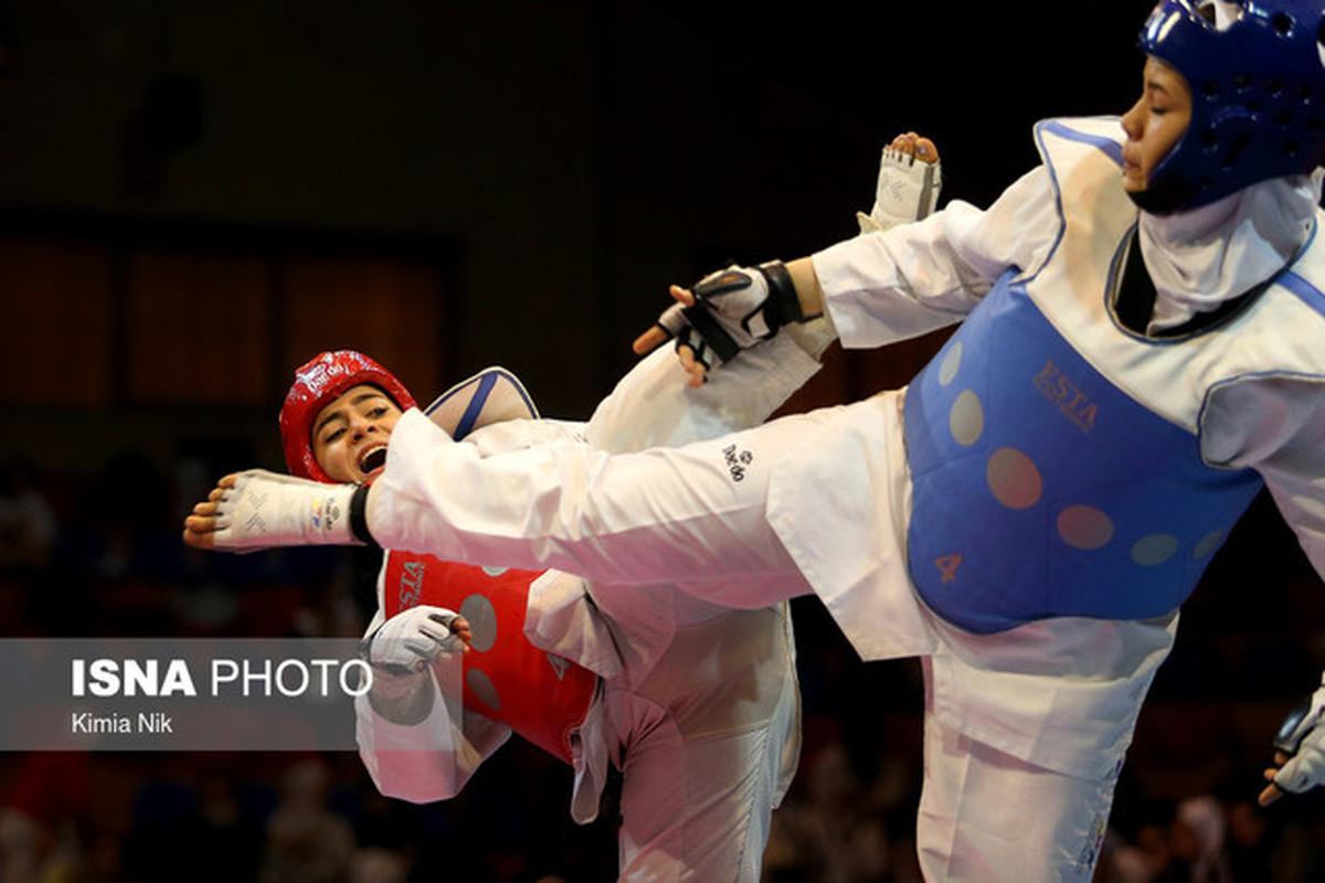 مهلا مومن زاده از رسیدن به سهمیه المپیک بازماند
