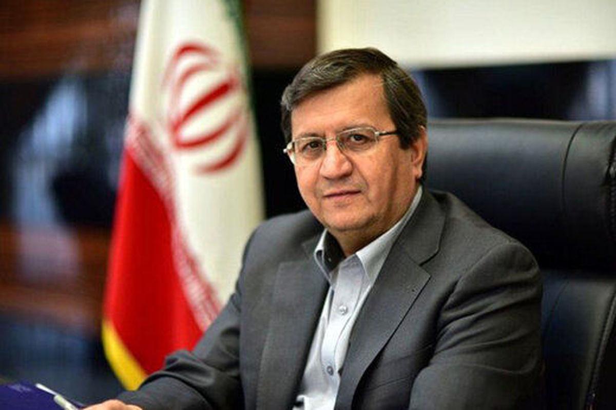همتی: از دکتر ظریف برای حضور در کابینهام دعوت می کنم