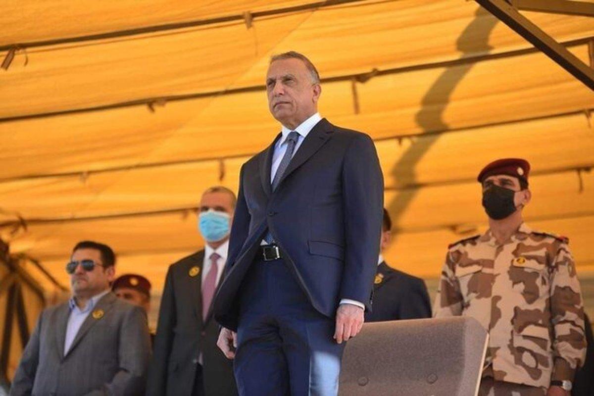درخواست جهت حضور الکاظمی در پارلمان برای توضیح درباره نقض حاکمیت عراق
