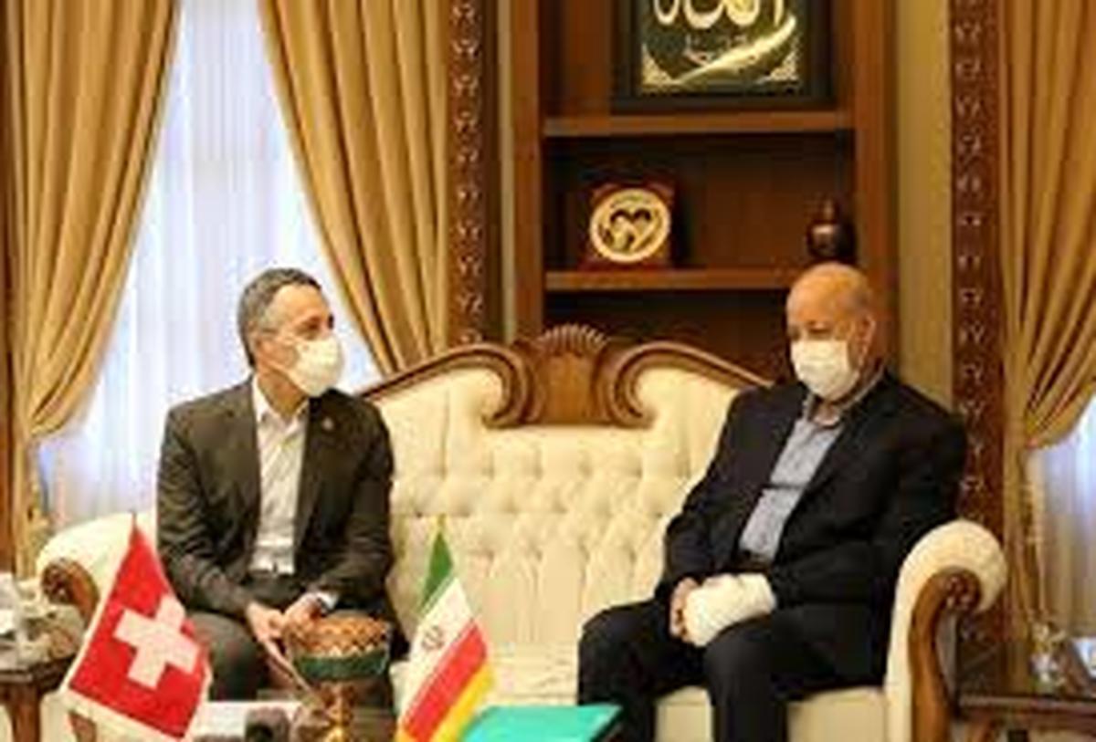تلاش سوییس برای برقراری گفتگو بین ایران و آمریکا