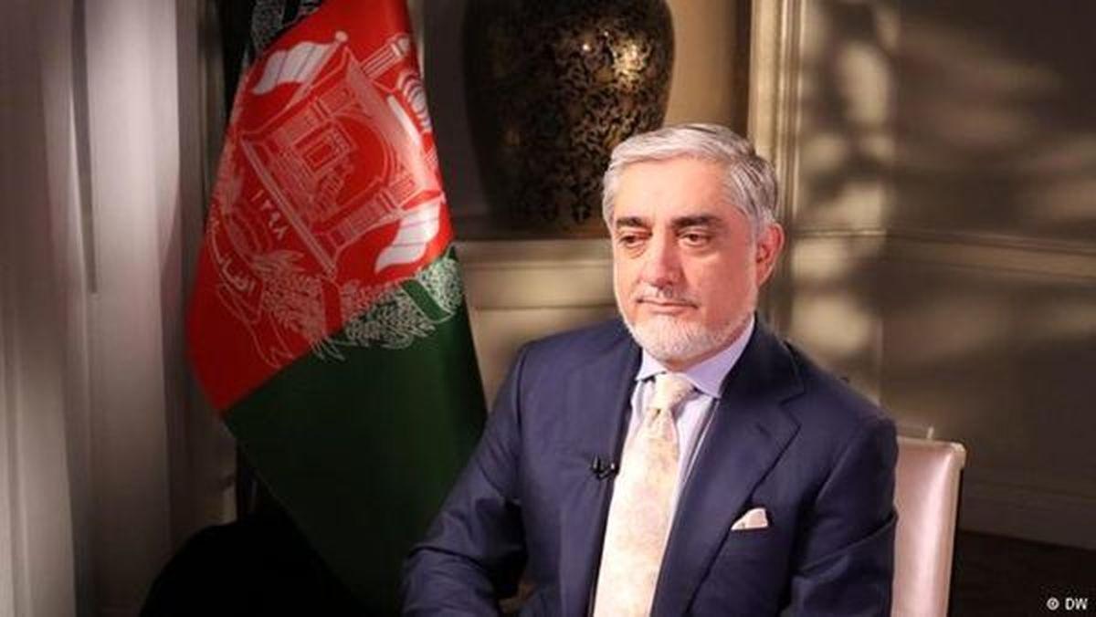 سفر عبدالله عبدالله به ایران