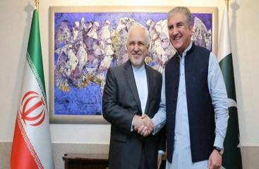 ظریف برای همتای پاکستانی آرزوی بهبودی کرد