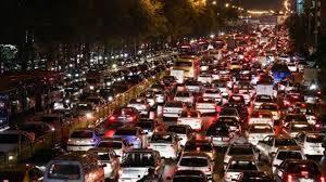وضعیت ترافیک   |   در جاده کرج - چالوس  ترافیک سنگین است.