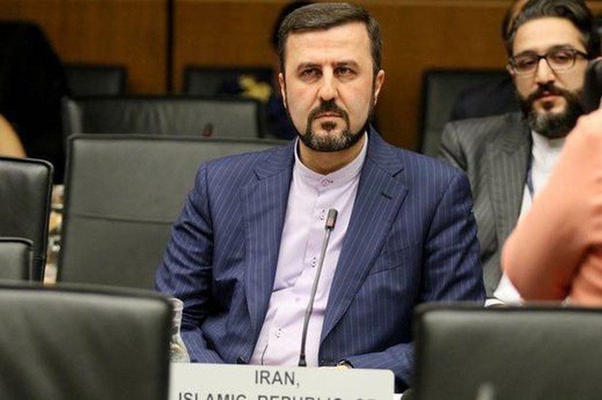 نامه ایران به آژانس اتمی درباره حمله خرابکارانه به تاسیسات نطنز