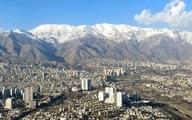 زلزله تهران تمام شده است ؟