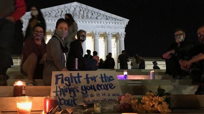 قاضی آمریکایی  | جمهوریخواهان به دنبال انتصاب فوری به جای قاضی گینگزبرگ