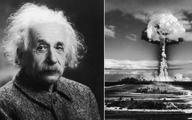 اینشتین از ترس نازیها، از آمریکاییها خواست زودتر بمب اتمی بسازند