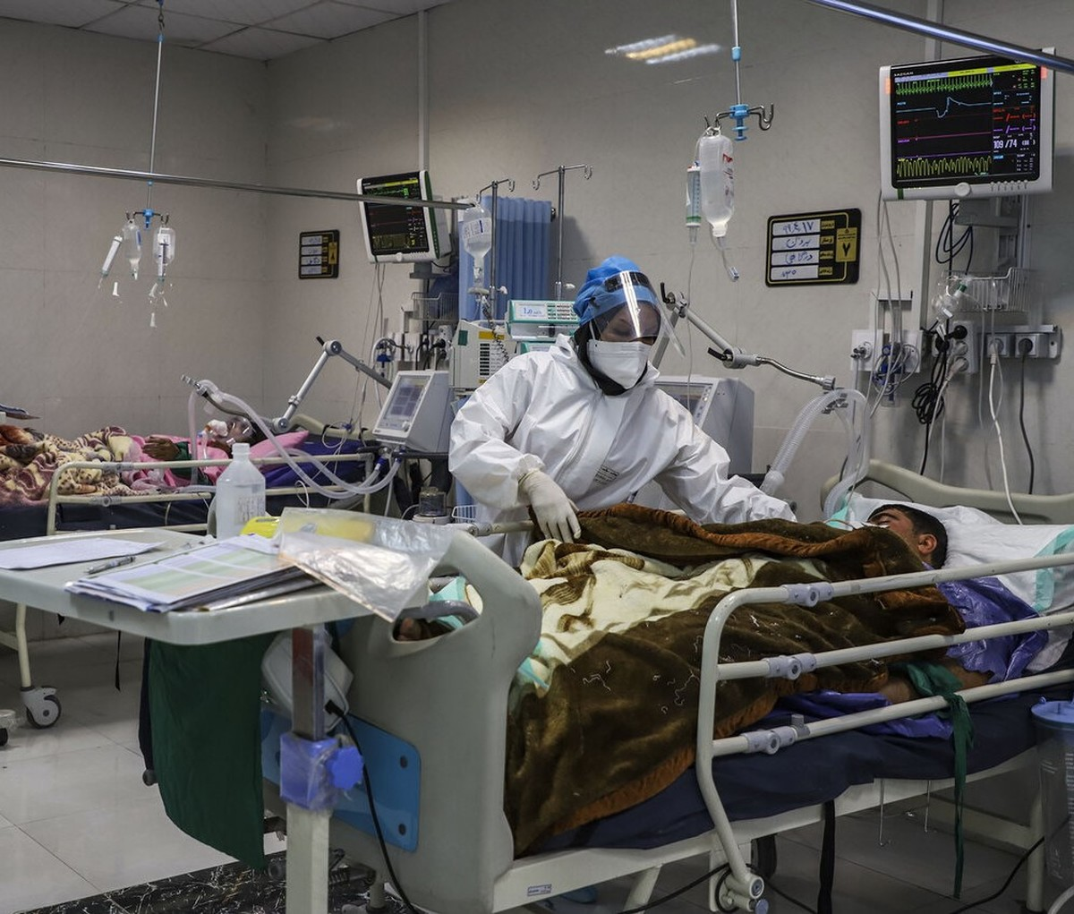 ورود مازندران به موج پنجم کرونا با ویروس هندی و آفریقایی