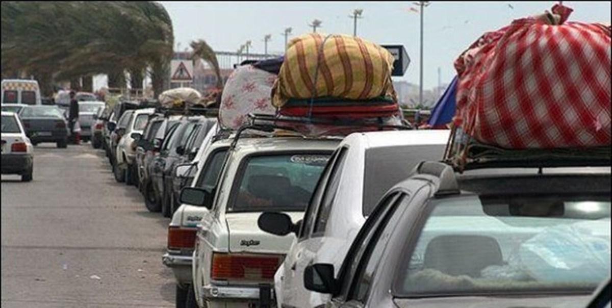 بازگشت ۹۰ درصد از مسافران تهرانی به مبدأ