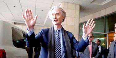 نماینده سازمان ملل در سوریه فعالیتهای خود را از سر گرفت