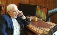 گفتوگوی تلفنی ظریف با وزرای خارجه چند کشور