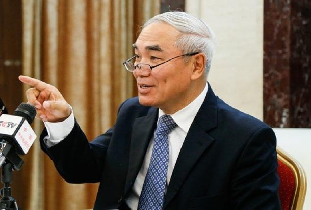 فرستاده چین در امور سوریه؛  چین در سوریه حضور نظامی ندارد