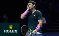 نادال هم در نیمه نهایی تور ATP لندن حذف شد