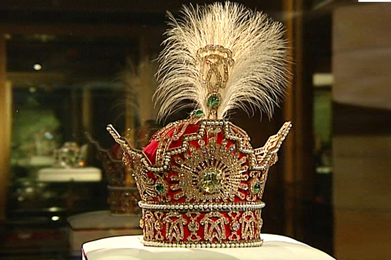 موزه جواهرات؛ خزانه بانک مرکزی ایران