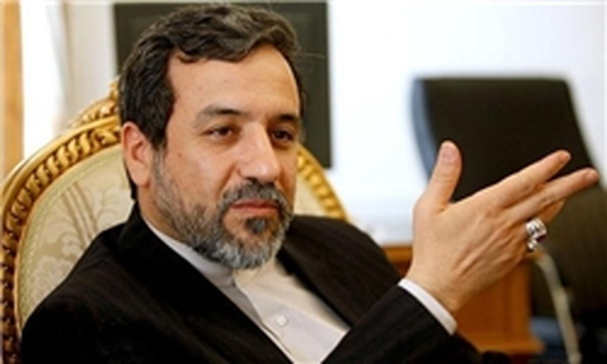 سکوت عراقچی درباره اعتراف ظریف