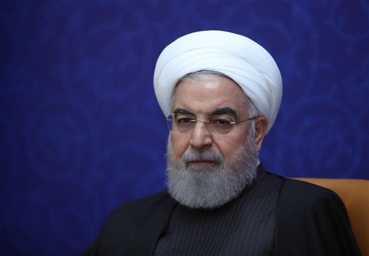 روحانی : اولویت اصلی دولت تهیه و تامین واکسن است