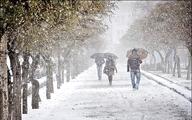 کاهش دما تا ۱۵ درجه در کشور/ برف و تگرگ در پایتخت