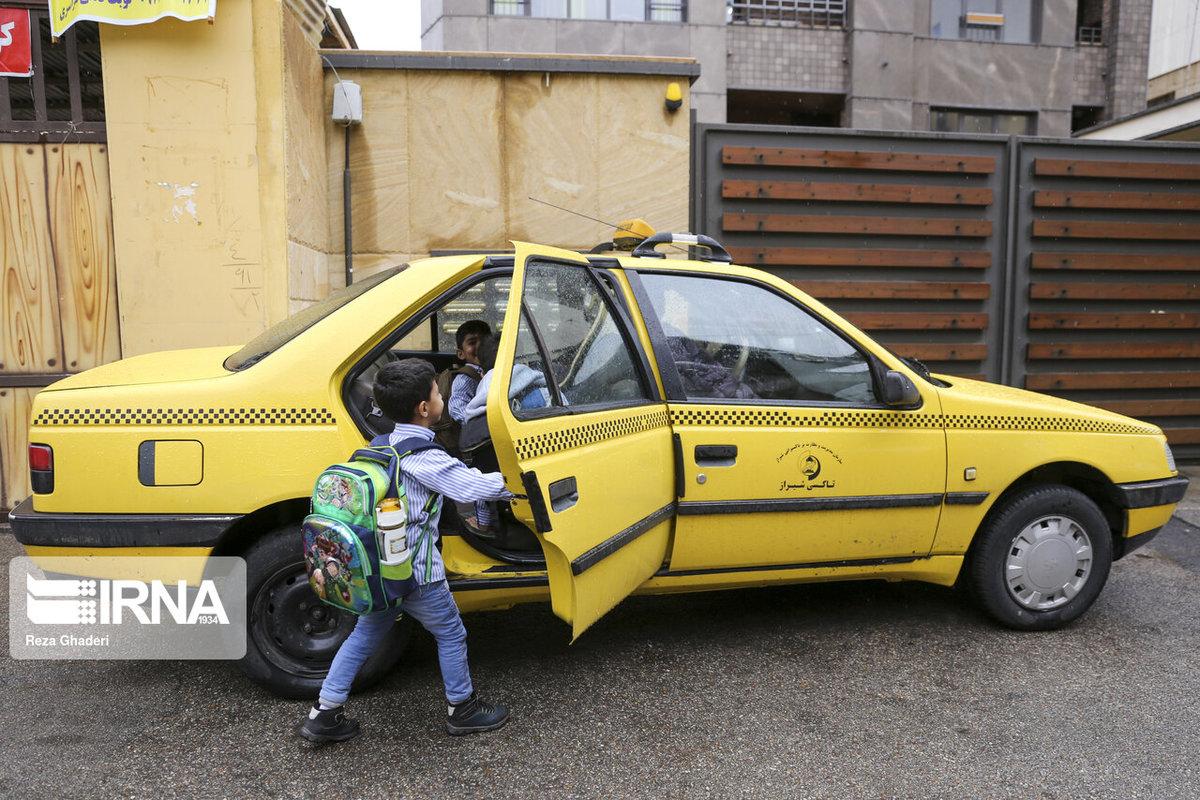 خودروهای مسافربر شخصی و سرویس های مدارس در سامانه بنزین ثبت نام کنند