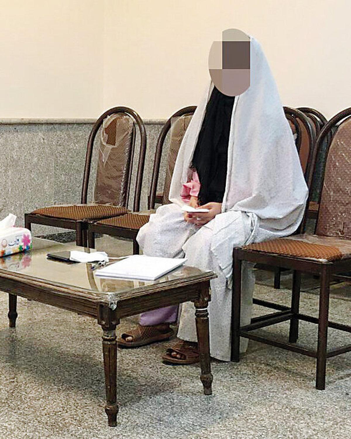 بازیگر سارق زن دستگیر شد  چون از یک بیمارستان 2بارسرقت کردم لو رفتم اشتباه خودم بود