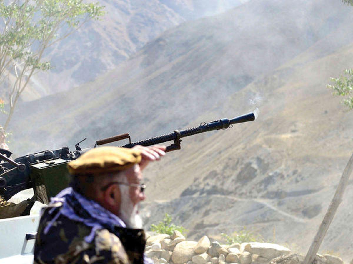 تغییر موازنه به نفع طالبان در پنجشیر به کمک پهپادهای پاکستان