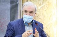 درخواست دو هفته تعطیلی   وزیر بهداشت به رهبر انقلاب نامه نوشت