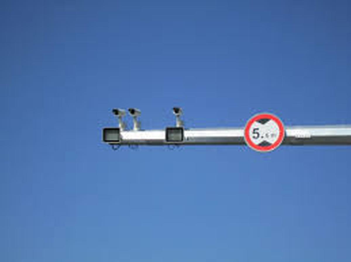 نصب دو هزار دوربین کنترل سرعت در جادهها +جزئیات