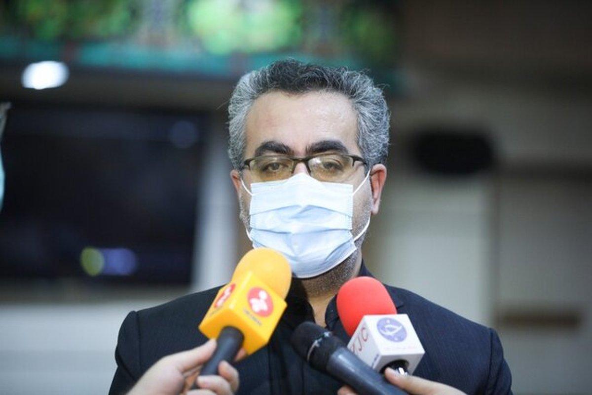 جهانپور: ایران و چین در زمینه مبارزه با کرونا همکاری میکنند