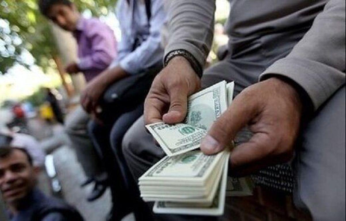 رمز افت قیمت دلاردر بازار     بازگشت ارز به کانال ۲۰ هزار تومانی