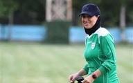 اظهارات سرمربی تیم ملی فوتبال زنان ایران درباره  صعود تاریخی ایران