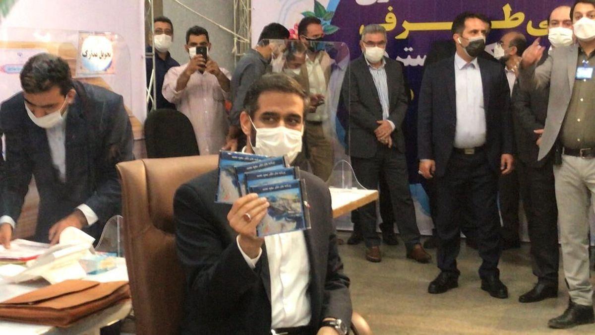 سعید محمد: تبحرم لغو تحریم هاست!