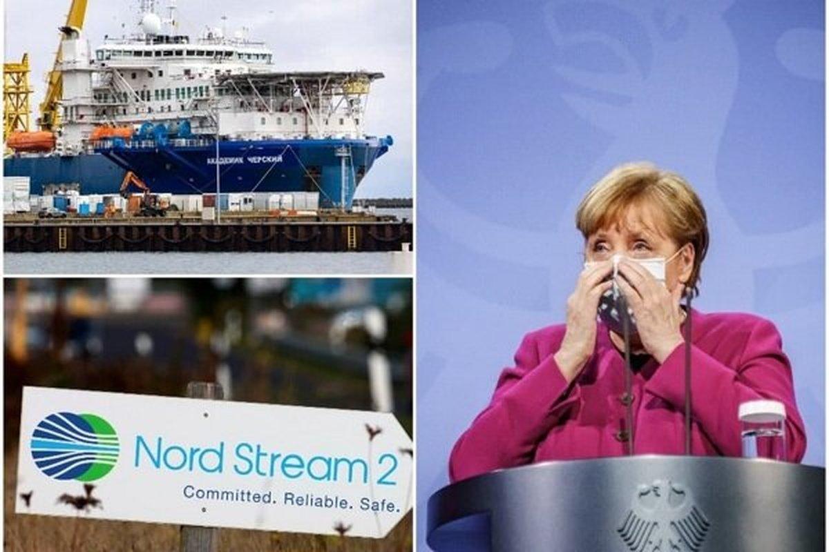 «نورد استریم ۲» از پروژه انتقال گاز از اوکراین یا ترکیه بدتر نیست