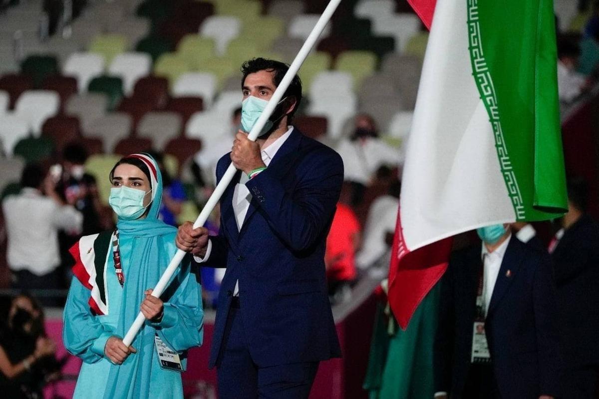 لباس کاروان ایران در المپیک و شاخهایی که روی سرمان سبز شد