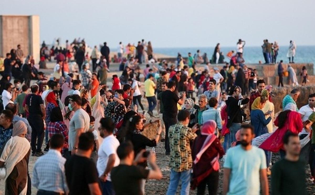 مردمی که از کرونا نمیترسند+عکس