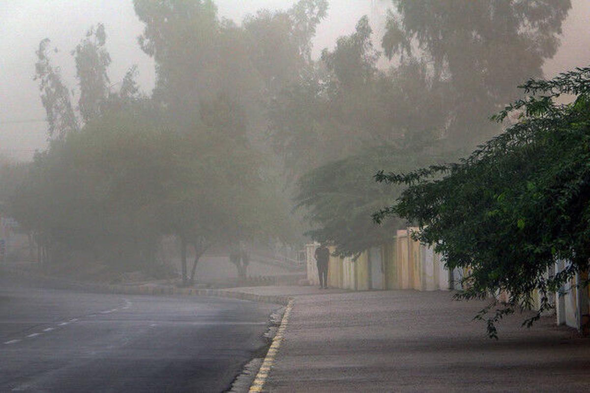 پیش بینی وزش باد شدید همراه با گرد و خاک در استان تهران