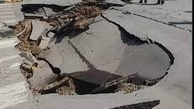 وقوع زلزله ۲ ریشتری در اصفهان ۶ ریشتر خسارت ببار میآورد