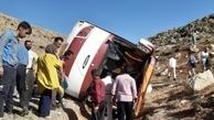 راننده تنها مقصر واژگونی اتوبوس خبرنگاران نیست