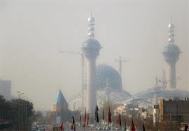 هواشناسی  |  تا پایان هفته هوای اصفهان ناسالم است