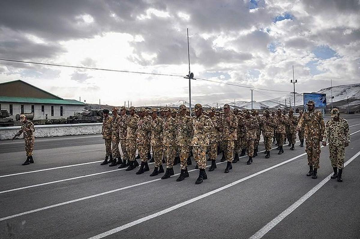 کسر خدمت سربازان متاهل چگونه است ؟